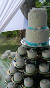 Tortas - Cupcakes :: Cascada-Blanca