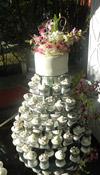 Tortas - Cupcakes :: Princesa-Orquidea