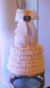Tortas - Cupcakes :: Vestido-Princesa